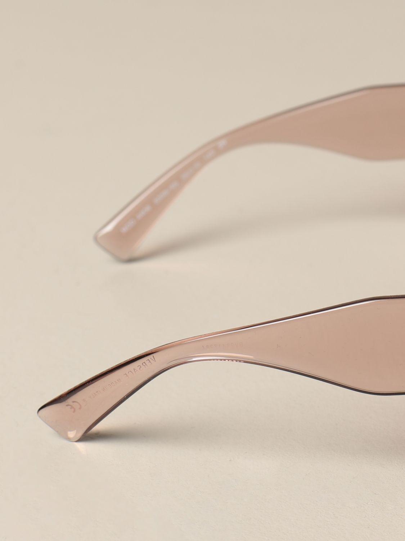 Солнцезащитные очки Versace: Солнцезащитные очки Женское Versace розовый 3