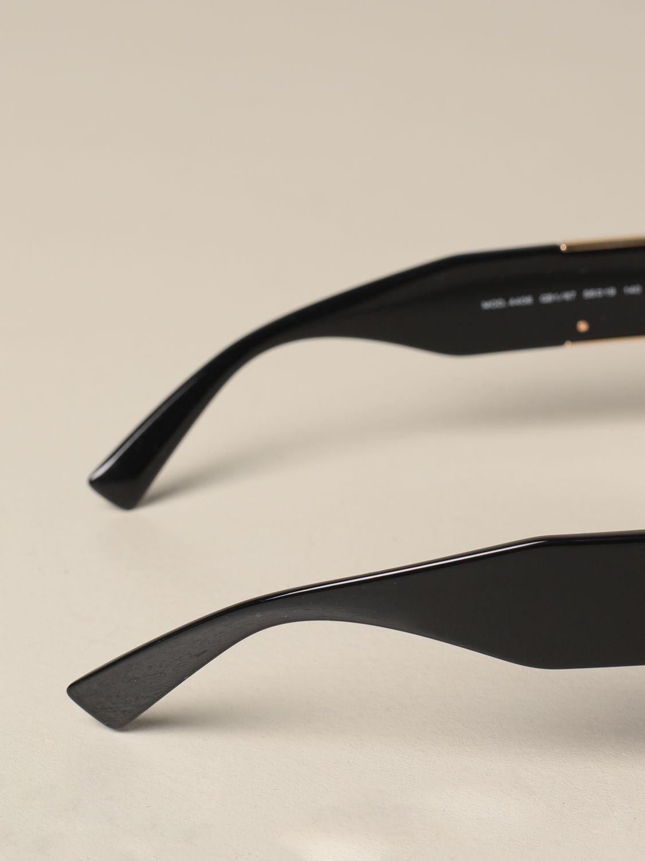 Солнцезащитные очки Versace: Солнцезащитные очки Мужское Versace черный 3