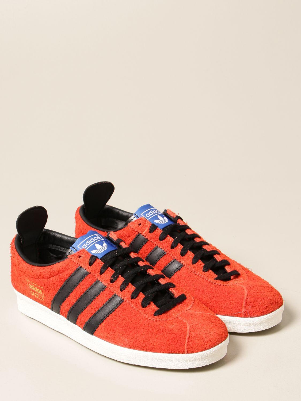 Baskets Adidas Originals: Chaussures homme Adidas Originals orange 2