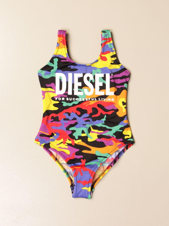 Bañador Diesel: Bañador niños Diesel negro 1