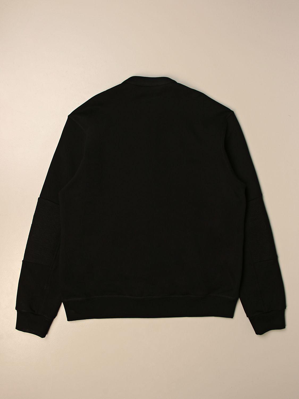 Куртка Dsquared2 Junior: Свитер Детское Dsquared2 Junior черный 2