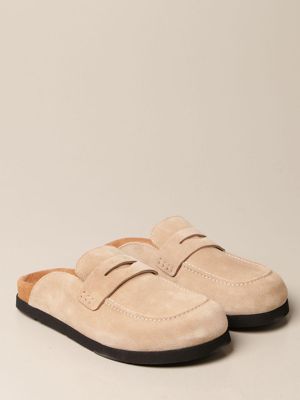 Flache Schuhe Semicouture: Schuhe damen Semicouture beige 2