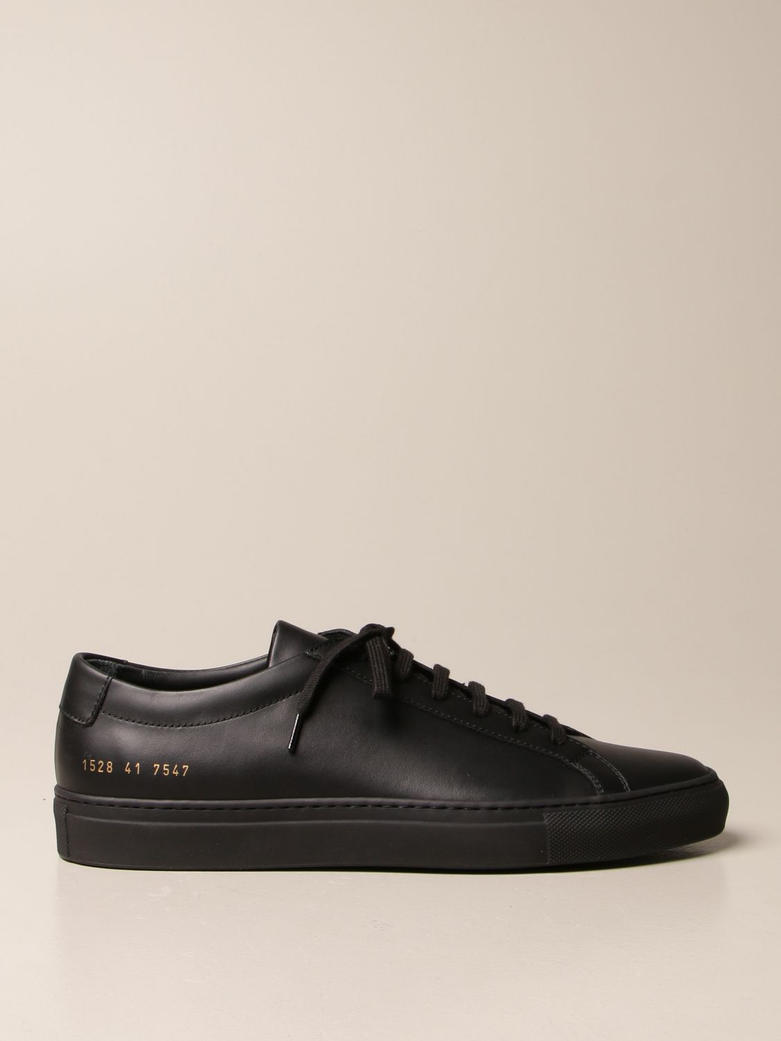 Baskets Common Projects: Baskets homme Common Projects noir 1