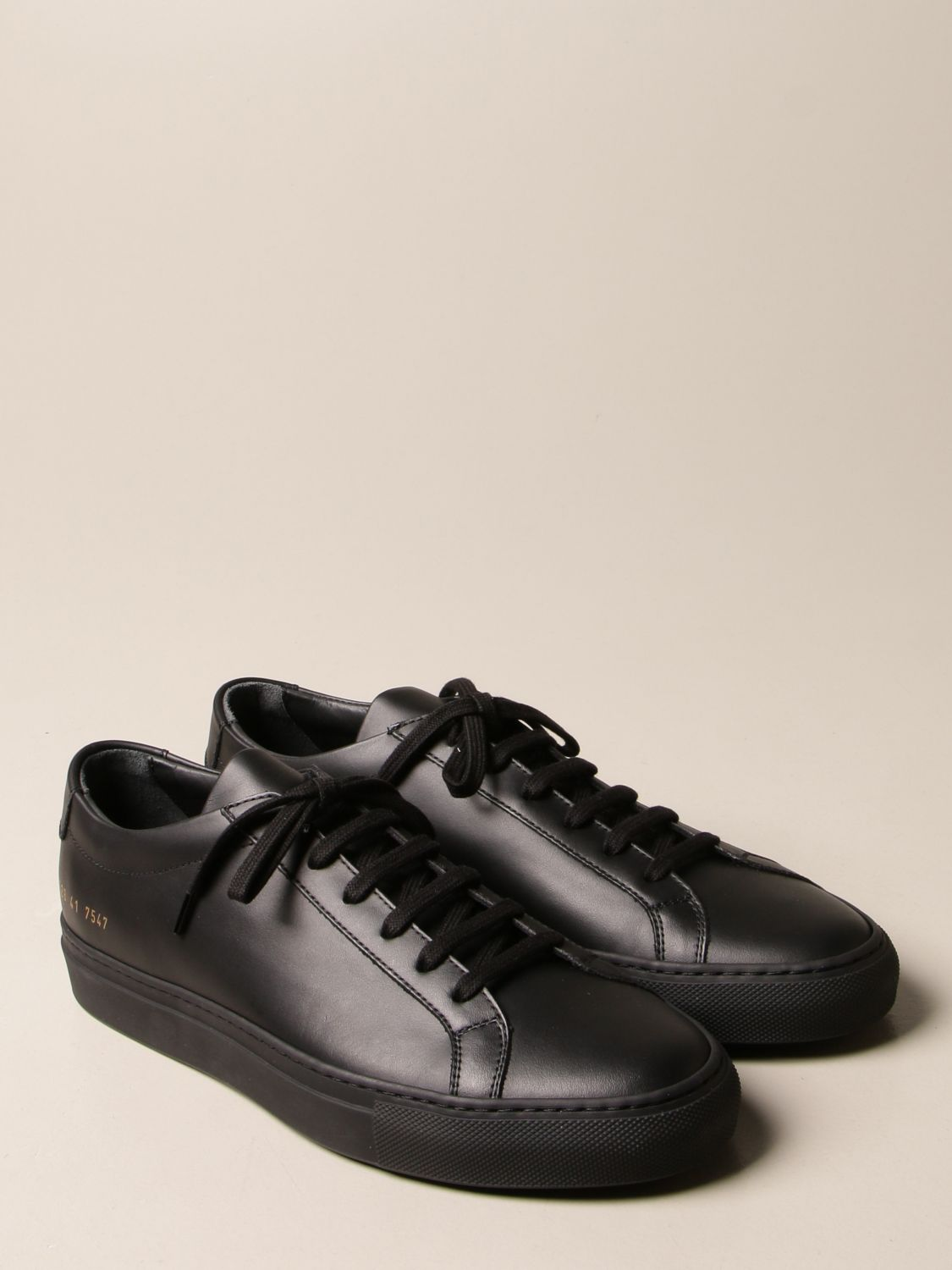 Baskets Common Projects: Baskets homme Common Projects noir 2