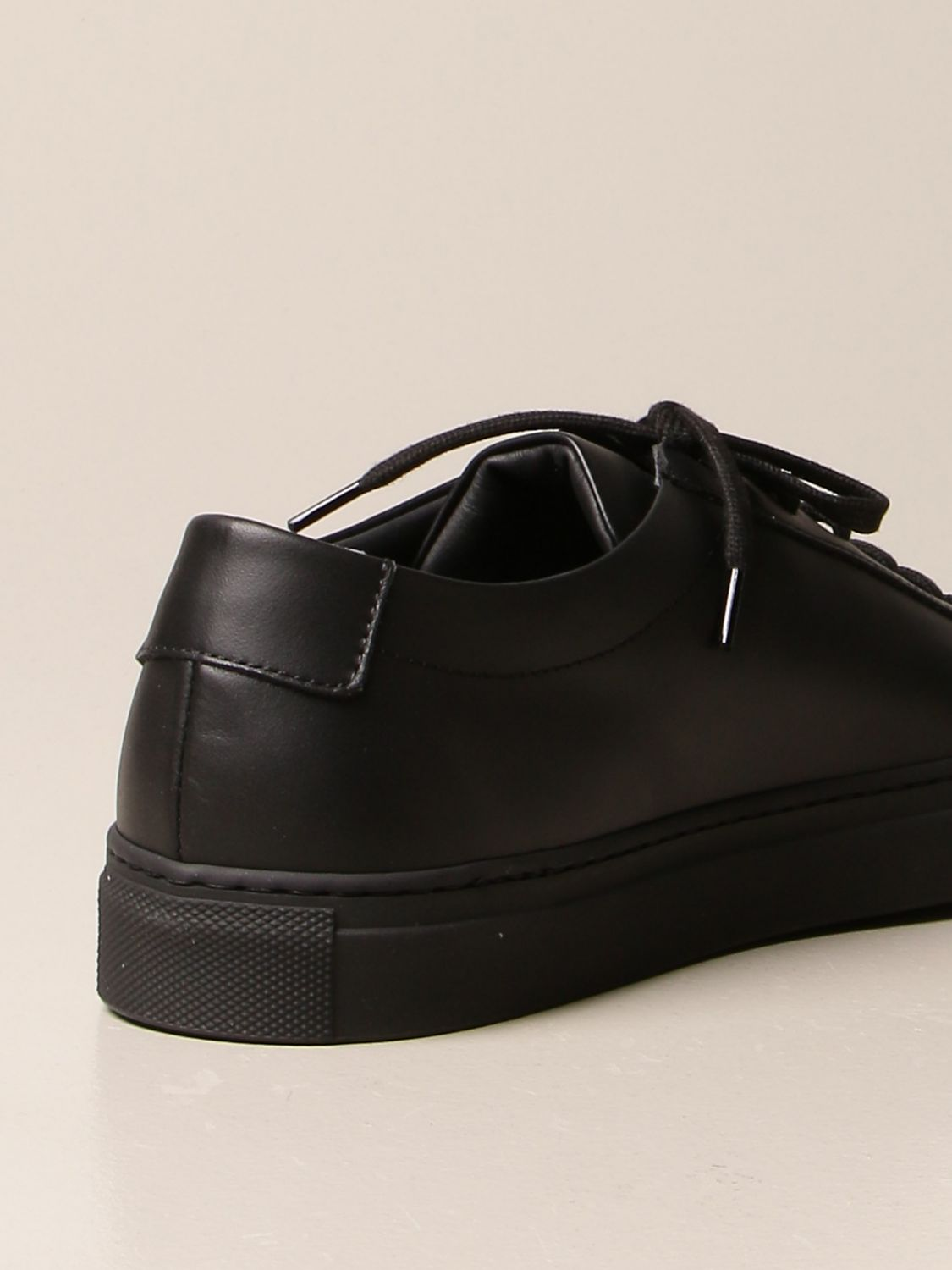 Baskets Common Projects: Baskets homme Common Projects noir 3