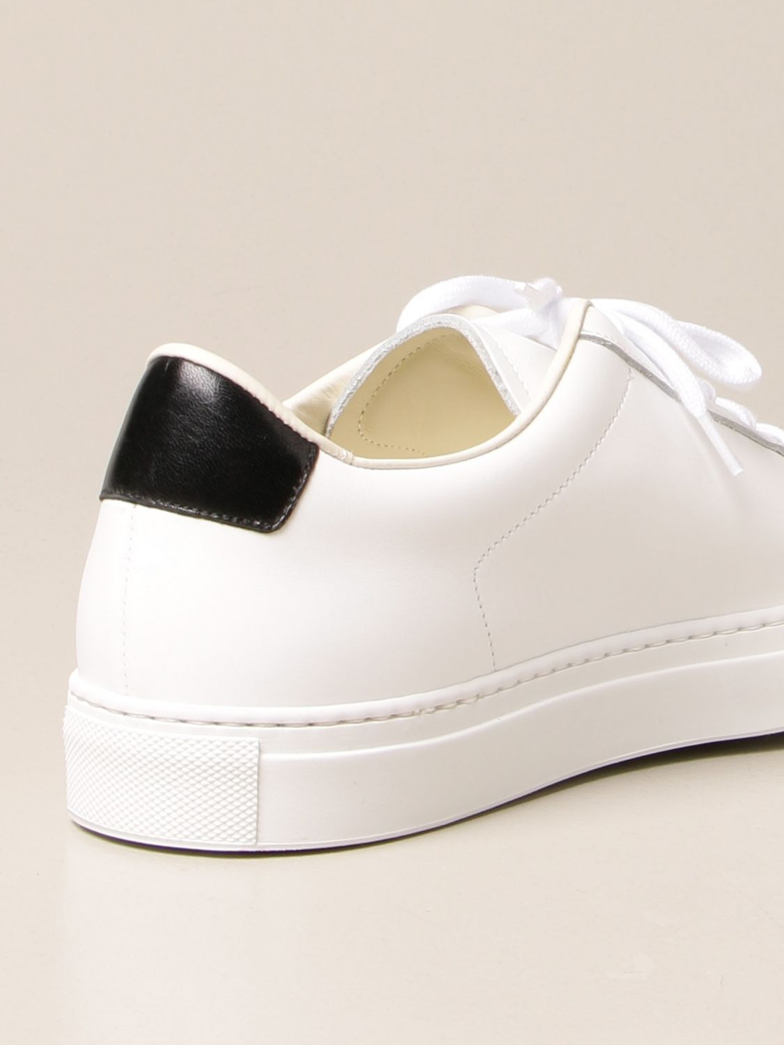 Baskets Common Projects: Baskets homme Common Projects blanc 3