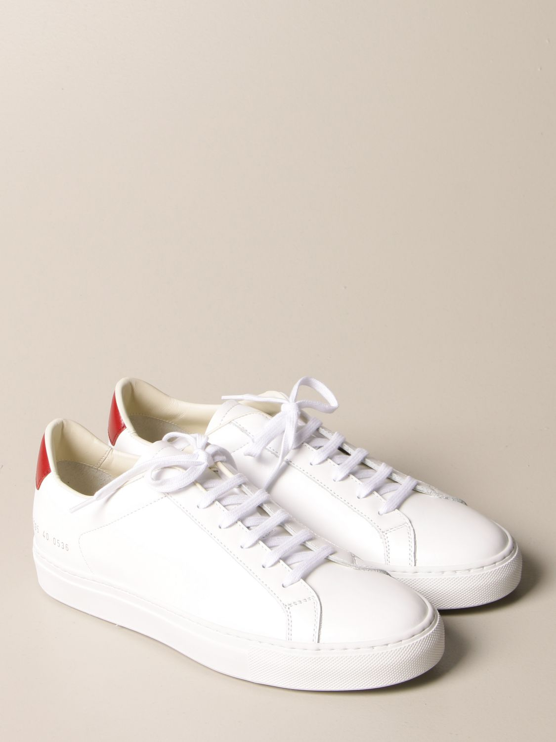 Sneakers Common Projects: Sneakers herren Common Projects weiss 2 2