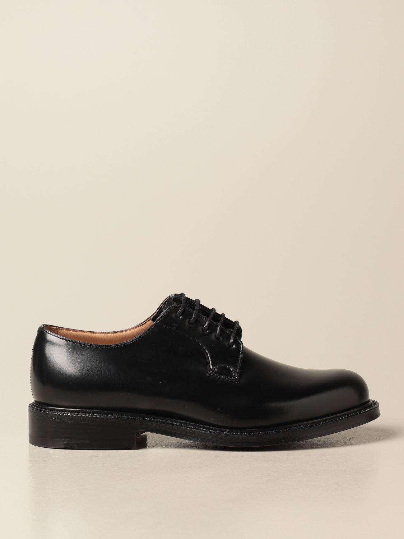 Brogue shoes Church's: Brogue shoes men Church's black 1