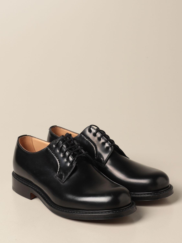 Brogue shoes Church's: Brogue shoes men Church's black 2