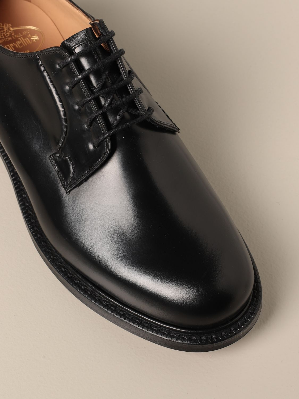 Brogue shoes Church's: Brogue shoes men Church's black 4
