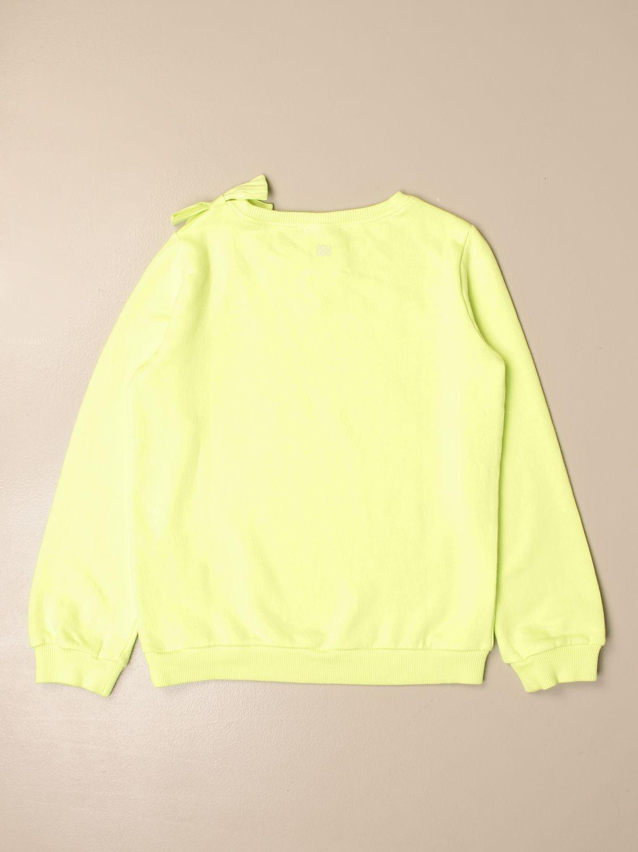 Sweater Douuod: Sweater kids Douuod yellow 2