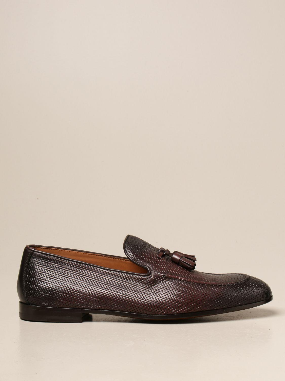 Mocasines Doucal's: Zapatos hombre Doucal's marrón oscuro 1