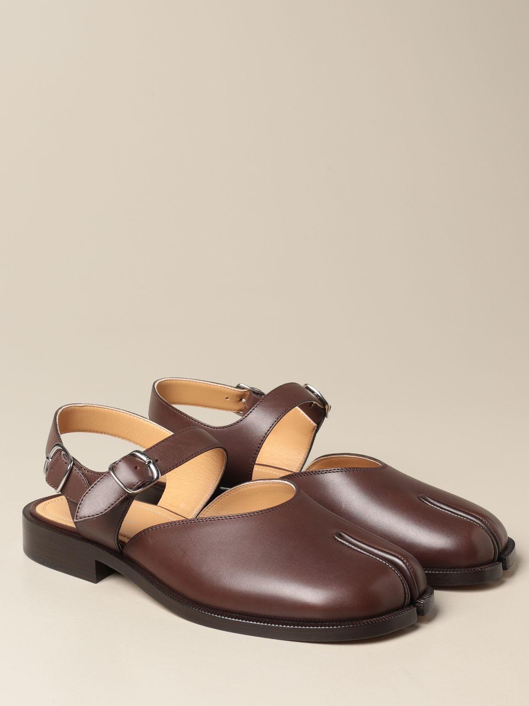 Sandals Maison Margiela: Shoes men Maison Margiela brown 2