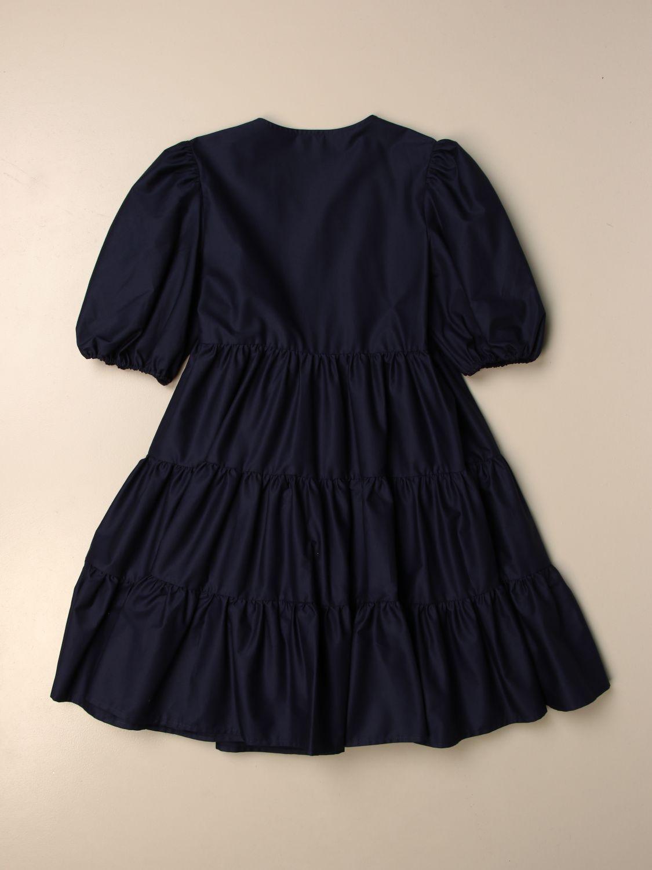 Robe Il Gufo: Robe enfant Il Gufo bleu 1 2