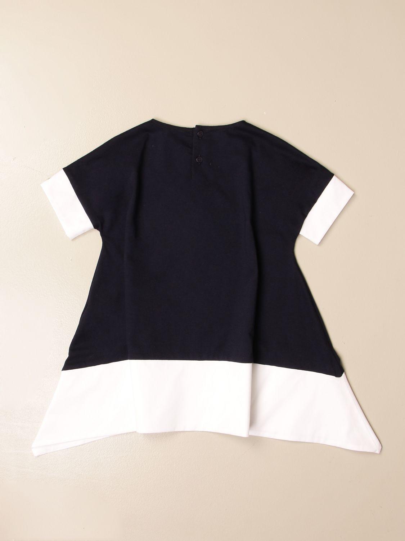 Платье Il Gufo: Платье Детское Il Gufo синий 2