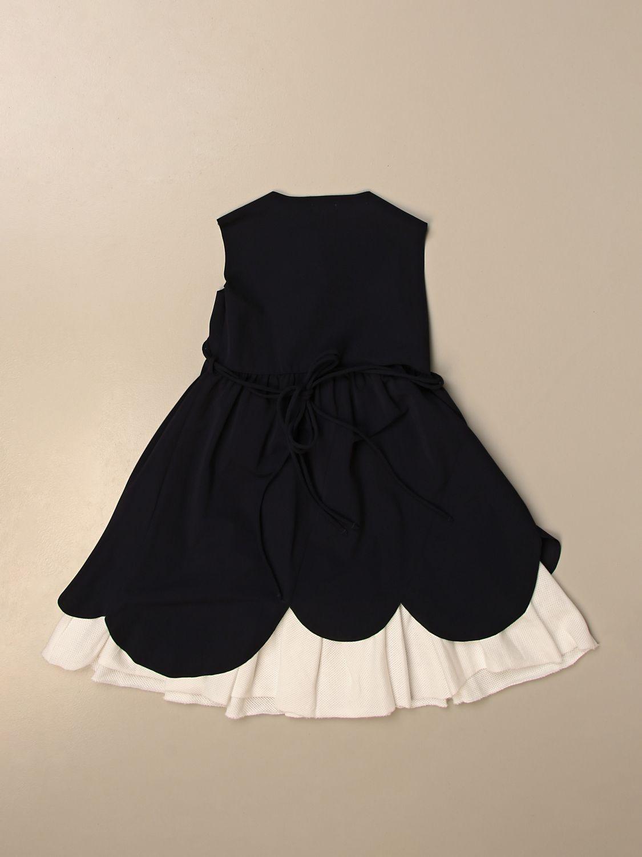 Robe Il Gufo: Robe enfant Il Gufo noir 2