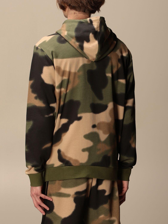 Sweatshirt Adidas Originals: Sweatshirt men Adidas Originals military 3