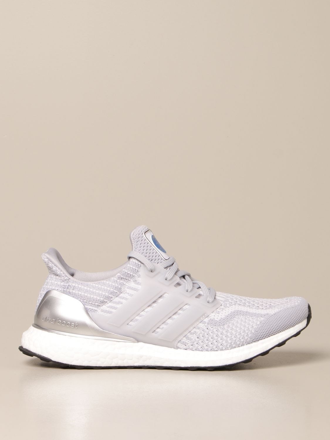 Trainers Adidas Originals: Ultraboost Adidas Originals sneakers in Primeknit grey 1