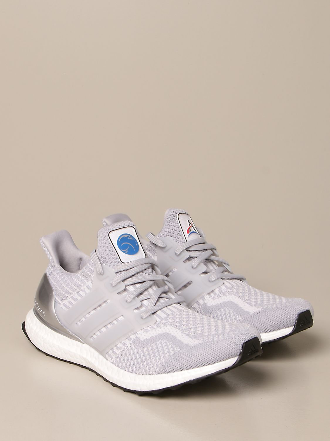 Trainers Adidas Originals: Ultraboost Adidas Originals sneakers in Primeknit grey 2
