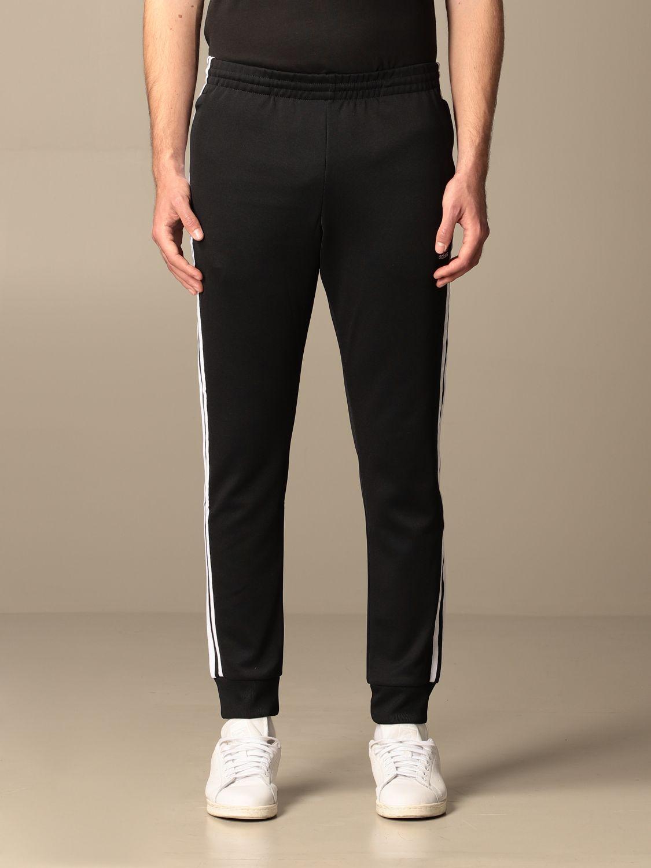 Pants Adidas Originals: Adidas Originals jogging trousers with logo black 1