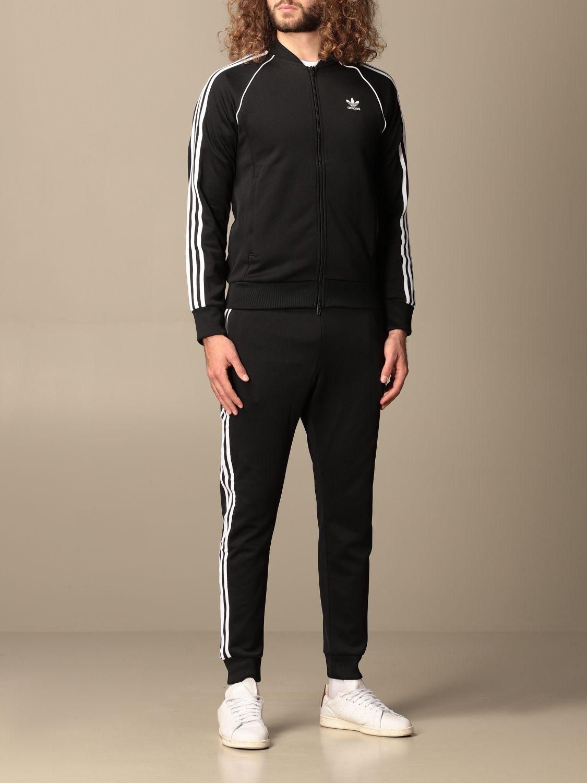 Pants Adidas Originals: Adidas Originals jogging trousers with logo black 2