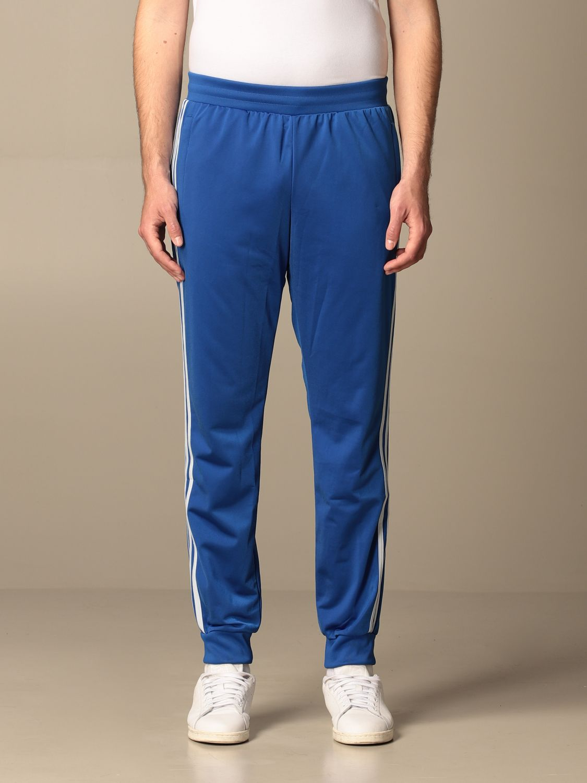 Pantalon Adidas Originals: Pantalon homme Adidas Originals bleu 1