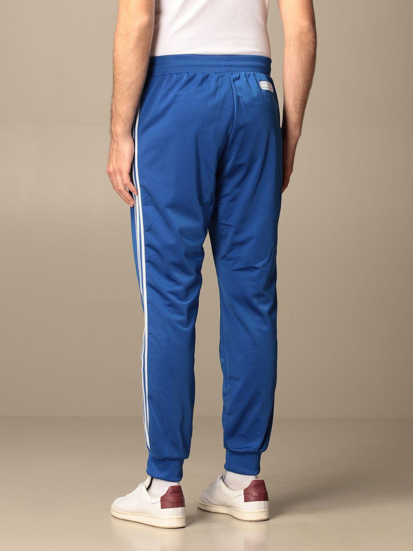 Pantalon Adidas Originals: Pantalon homme Adidas Originals bleu 2