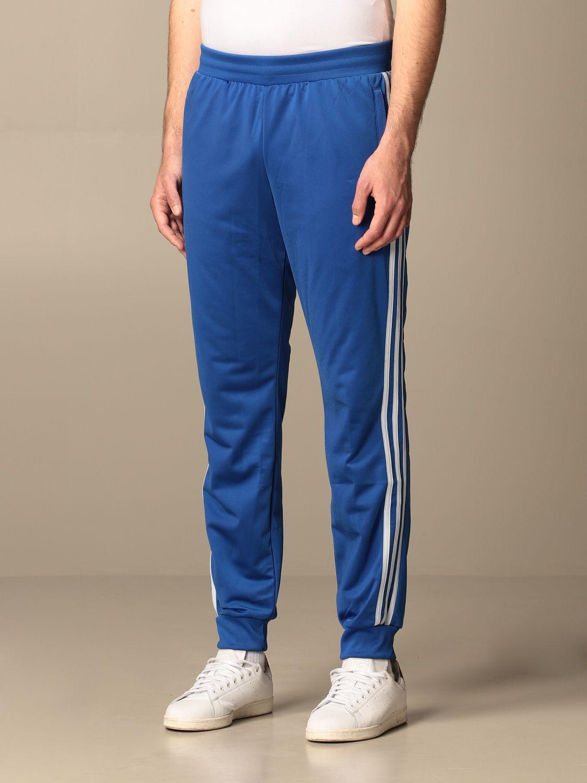 Pantalon Adidas Originals: Pantalon homme Adidas Originals bleu 3