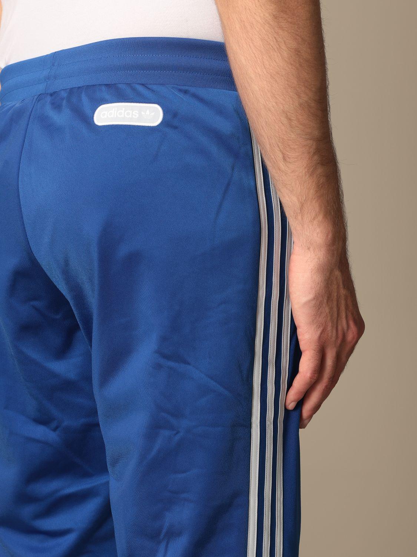 Pantalon Adidas Originals: Pantalon homme Adidas Originals bleu 4