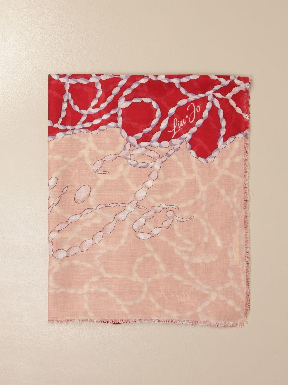 Платок Liu Jo: Косынка Женское Liu Jo красный 1
