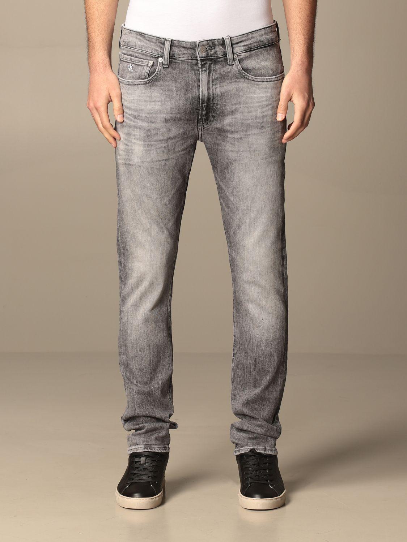 Jeans Calvin Klein Jeans: Jeans men Calvin Klein Jeans grey 1