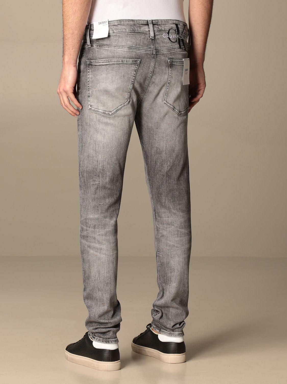 Jeans Calvin Klein Jeans: Jeans men Calvin Klein Jeans grey 2