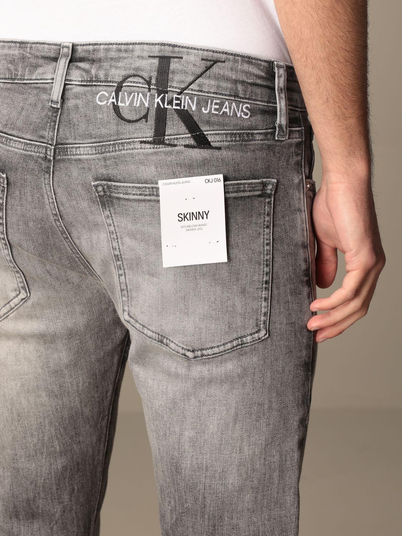 Jeans Calvin Klein Jeans: Jeans men Calvin Klein Jeans grey 4