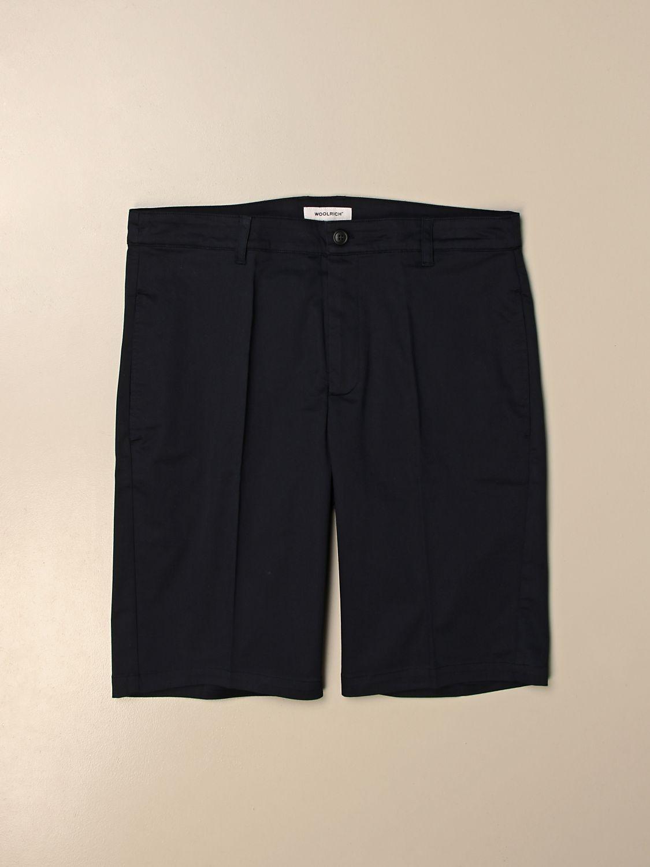 Shorts Woolrich: Shorts kids Woolrich blue 1
