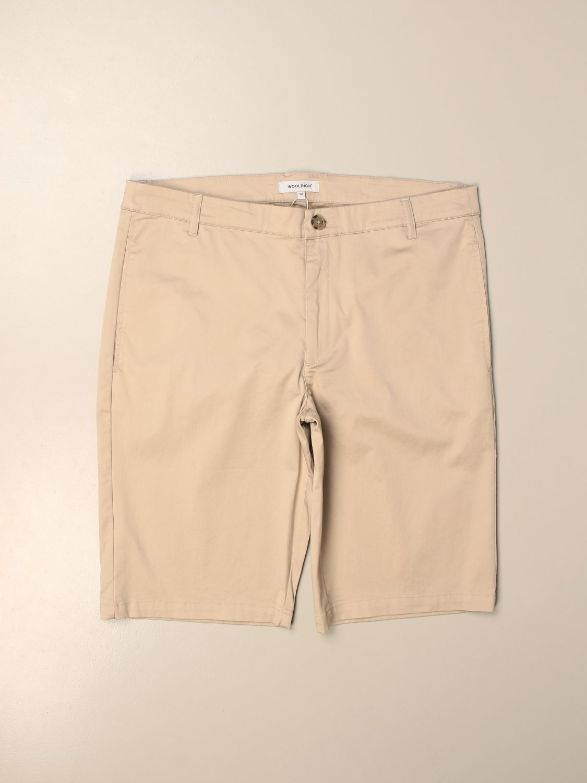 Shorts Woolrich: Classic Woolrich cotton shorts hazel 1