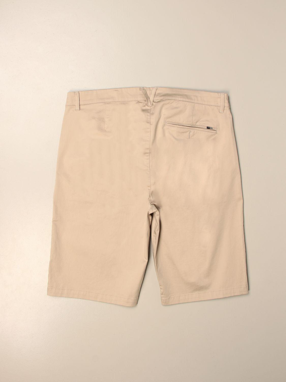 Shorts Woolrich: Classic Woolrich cotton shorts hazel 2