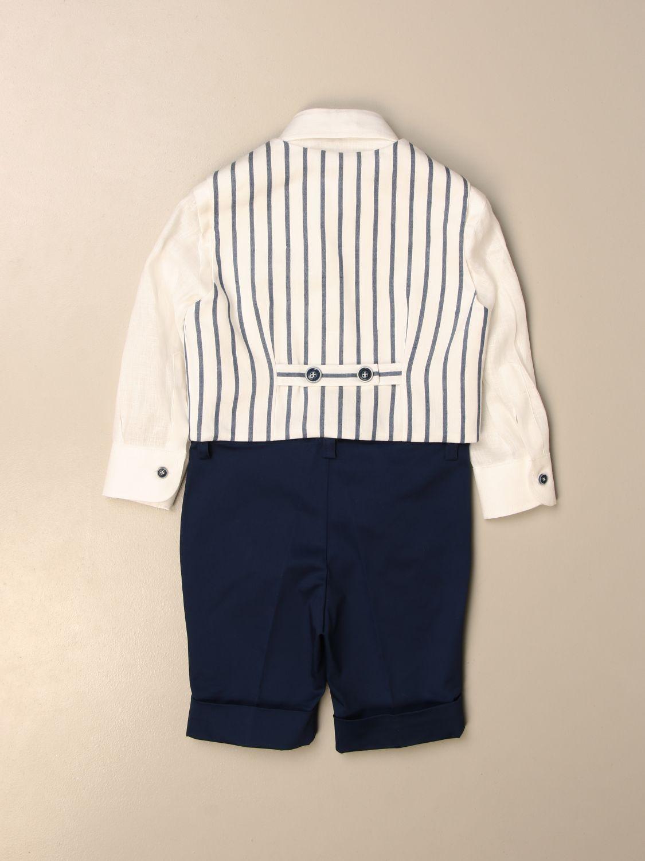 Baby-Overall Colori Chiari: Baby-overall kinder Colori Chiari hellblau 2