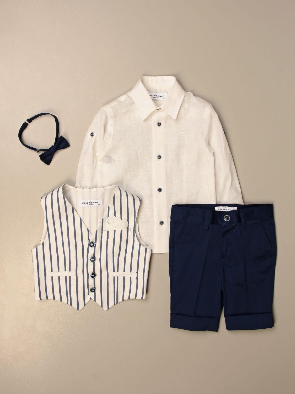 Baby-Overall Colori Chiari: Baby-overall kinder Colori Chiari hellblau 4