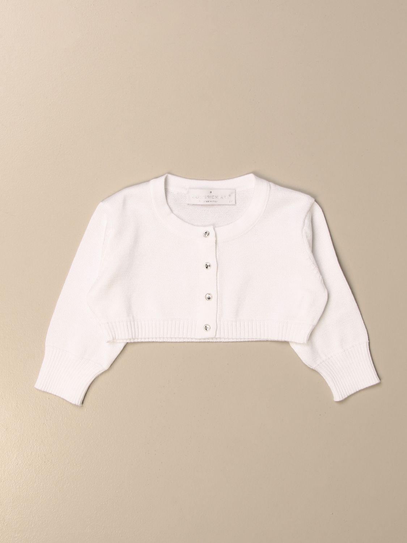 Pullover Colori Chiari: Blazer kinder Colori Chiari weiß 1