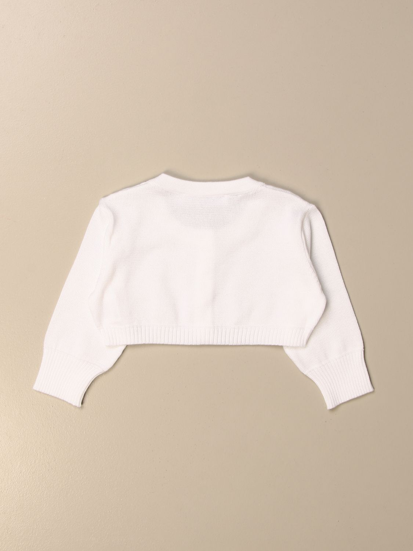 Pullover Colori Chiari: Blazer kinder Colori Chiari weiß 2