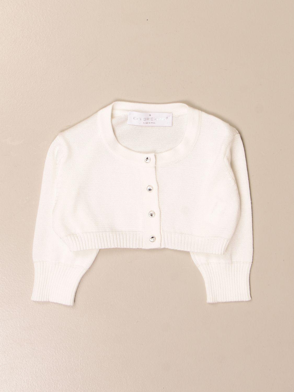 Sweater Colori Chiari: Blazer kids Colori Chiari yellow cream 1
