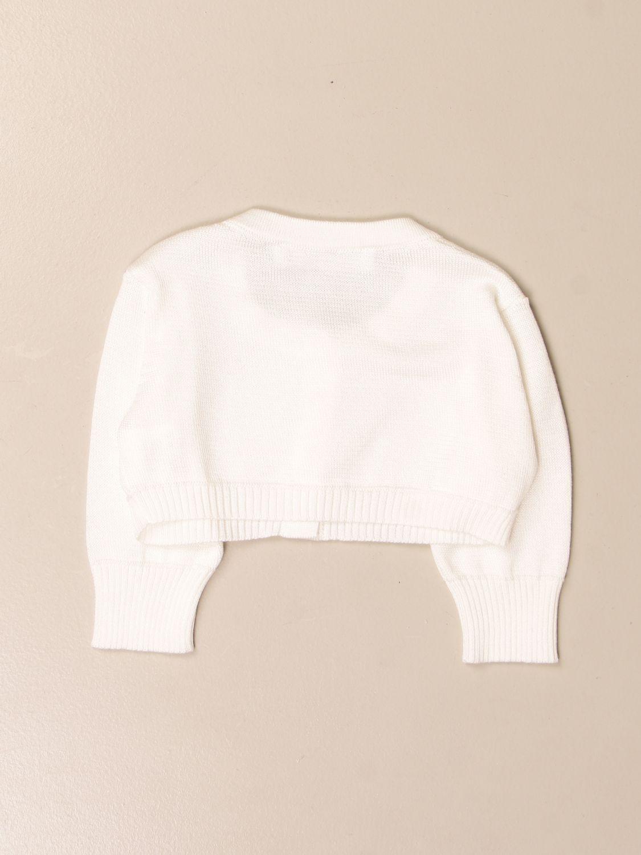 Sweater Colori Chiari: Blazer kids Colori Chiari yellow cream 2