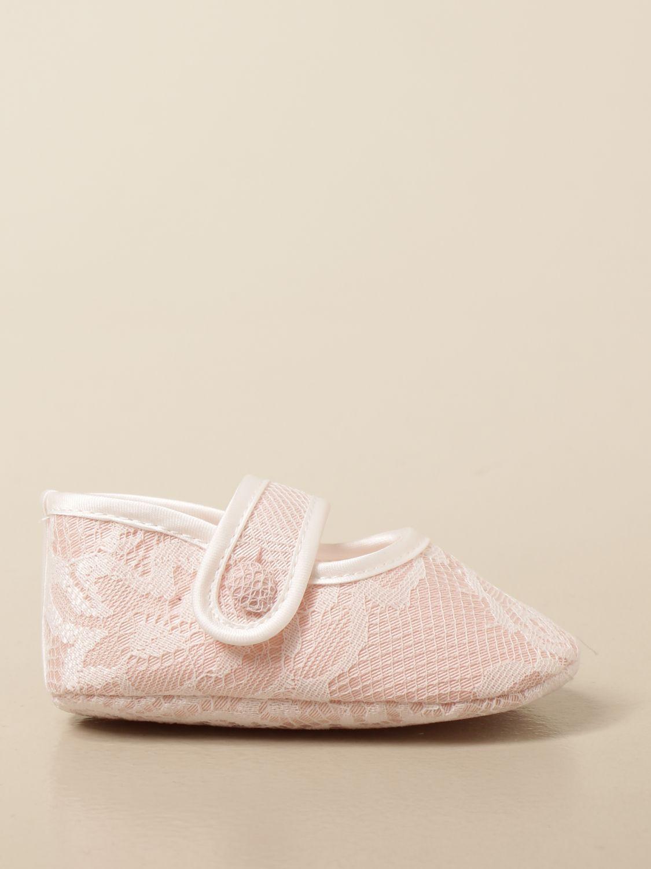 Zapatos Colori Chiari: Zapatos niños Colori Chiari leche 1