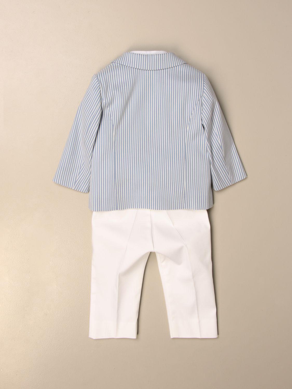 Mono Colori Chiari: Mono niños Colori Chiari azul claro 2