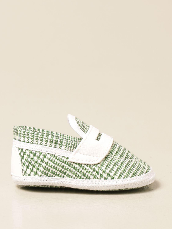 Zapatos Colori Chiari: Zapatos niños Colori Chiari verde 1