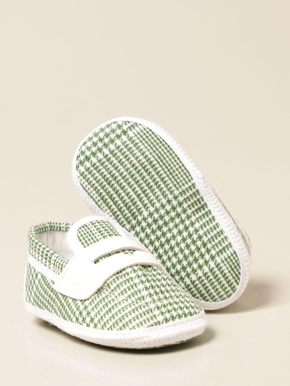 Zapatos Colori Chiari: Zapatos niños Colori Chiari verde 2