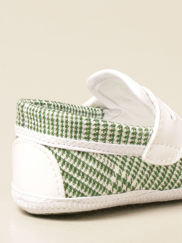 Zapatos Colori Chiari: Zapatos niños Colori Chiari verde 3