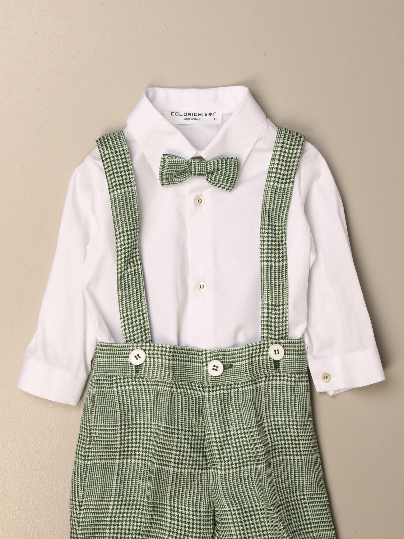 Baby-Overall Colori Chiari: Baby-overall kinder Colori Chiari grün 3