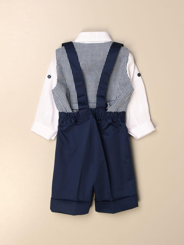 Baby-Overall Colori Chiari: Baby-overall kinder Colori Chiari blau 2