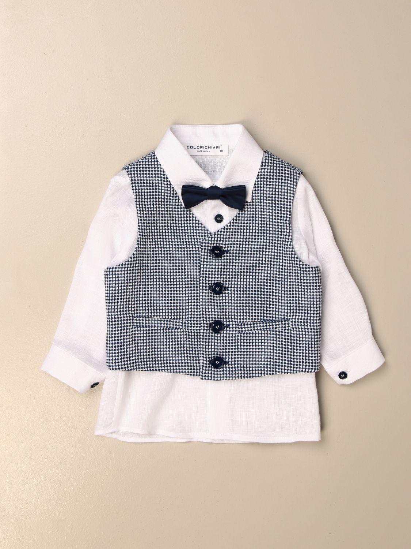 Baby-Overall Colori Chiari: Baby-overall kinder Colori Chiari blau 3